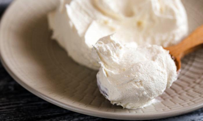 Свежий сыр маскарпоне