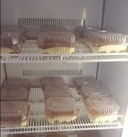 Тирамису в холодильнике