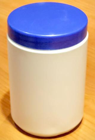 Непрозрачная емкость для нитритной соли